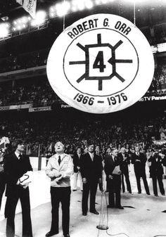 Bobby Orr's number retirement ceremony: January Hockey Teams, Hockey Players, Hockey Stuff, Ice Hockey, Boston Sports, Boston Red Sox, Dont Poke The Bear, Picture Banner, Bobby Orr