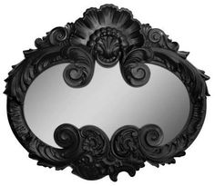 Batman mirror - have I pinned this before? I think I have. I don't care. I want it.