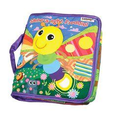 Lamaze Freddie the Firefly Peek-A-Boo Book