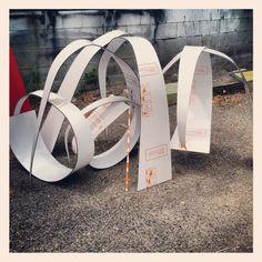 Brian Coleman   scrap sculpture