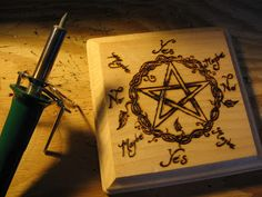 How to make a Pendelum Board               A Natural Witch- Grimoire of Life and Practice witch craft inspiration
