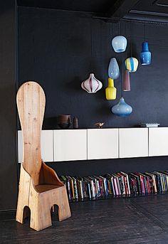 Méchant Design: the black flat