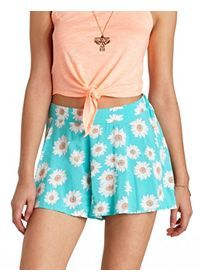 Sexy Denim, High-Waisted, & Lace Shorts: Charlotte Russe