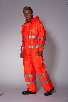 Ocean Off Shore Overall Fishing Suit, Hi Vis Workwear, Latex Men, Rain Gear, Canada Goose Jackets, Work Wear, Rain Jacket, Overalls, Windbreaker