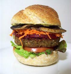 The Vegan Apprentice: Best Burgers - Seriously!