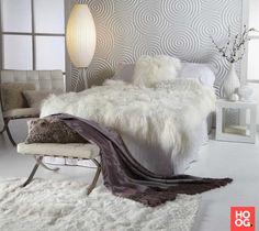 Lamsvachten voor luxe interieur - Outdoor Lifestyle exclusieve loungesets | interior design | design furniture | design accessories | Hoog.design