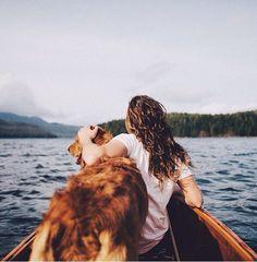 {woodlands + wanderlust} Looks like Jazz and me! Trekking, Mans Best Friend, Girls Best Friend, Best Friends, Adventure Awaits, Adventure Travel, Nature Adventure, Jean Raspail, The Places Youll Go