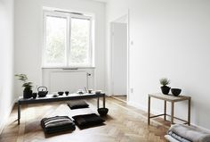 Less is more: Minimalistic interior with a zen-like feel | NordicDesign