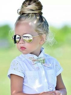 Aviators & Bow Ties | Kids Street Style Fashion