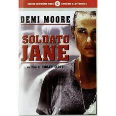 Soldato Jane: Amazon.it: Viggo Mortensen, Anne Bancroft, Demi Moore, Jason Beghe, Scott Wilson, Morris Chestnut, John Michael Higgins, James Caviezel, Ridley Scott: Film e TV