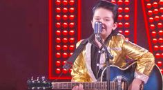 Country Music Lyrics - Quotes - Songs Elvis presley - Insanely Talented 8-Year-Old Elvis Tribute Artist Says He Feels 'Elvis In My Soul' - Youtube Music Videos http://countryrebel.com/blogs/videos/insanely-talented-8-year-old-elvis-tribute-artist-performs-one-of-the-kings-biggest-hits