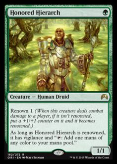 Honored-Hierarch-x4-Magic-the-Gathering-4x-Magic-Origins-mtg-card-lot-NM-rare