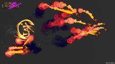 [Riot 2014 VFX Contest] Spell 2 WIP 9 by Sirhaian on DeviantArt