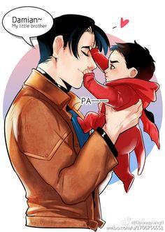 0yongyong0:  Damian only one years old    依旧是一岁的大米宝宝。让大哥来亲亲(づ ̄ 3 ̄)づ~~~~ 【被大米实力拒绝了o(>﹏<)o