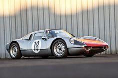 1963 Porsche 904-6