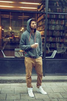 casual men's look