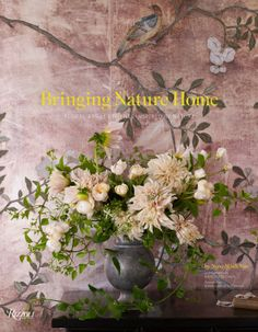 new book I covet featuring floral arrangements from Nicolette Owen and the Little Flower School
