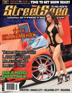 StreetSeen Magazine Vol. 28 (September 2012) « Library User Group