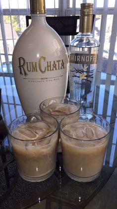 Cinnamon Toast Crunch Float! • Rumchada  •Vanilla Smirnoff Vodka • Rootbeer  • Ice