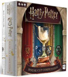 Harry Potter: House Cup Competition - Harry Potter   iHRYsko - spoločenské hry pre deti a dospelých Harry Potter Death, Harry Potter Games, Harry Potter Houses, Hogwarts Houses, Hermione Granger, Draco Malfoy, Competition Games, Potters House, Iconic Characters