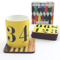 House of Cards Coasters - Tableware - Home Accessories
