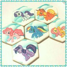 Andrea's Oven - my little pony cookies