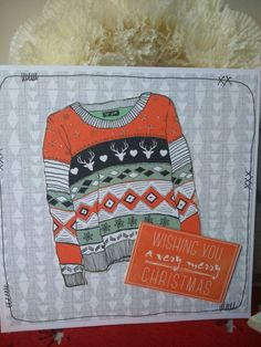 Christmas card GOscrap