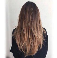 ombre hair | Tumblr