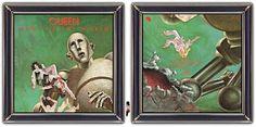 ♫ Queen - News of the World (1977) - Album Art: Frank Kelly Freas - https://www.selected4u.net/caa/queen/newsoftheworld/play.html