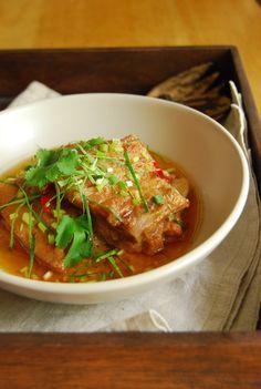 Chili Coconut Pork
