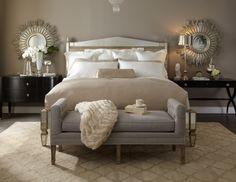 A beautiful Lillian August Bedroom Design!
