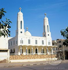 Coptic Church Khartoum, Sudan