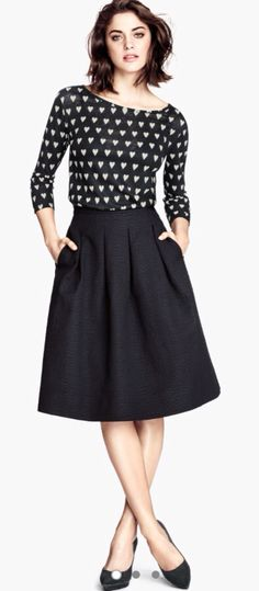 Stitch fix stylist, I have this exact skirt. Would love something to pair it with for holiday parties. Kalli