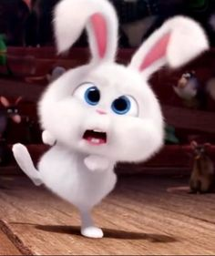 Make your own stickers for WhatsApp and iMessage Cute Bunny Cartoon, Cute Cartoon Pictures, Cartoon Pics, Cute Pictures, Cartoon Rabbit, Cartoon Wallpaper Iphone, Cute Disney Wallpaper, Cute Cartoon Wallpapers, Snowball Rabbit