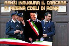Vignettismo: Renzi inaugura