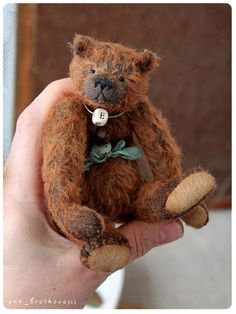 14 cm Teddy ca