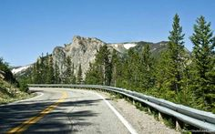 BEARTOOTH HIGHWAY -Starting point: Red Lodge, Mont.Ending point: Northeast Entrance to Yellowstone National Park, Wyo.