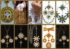 traditional Sardinian jewellery