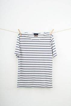 maybe i already own this in a myriad of sleeve lengths and stripe widths.