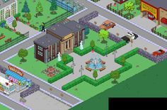 Springfield Tapped Out, The Simpsons Game, Clash Of Clans, Supergirl, Haha, Entertaining, Games, House Styles, City
