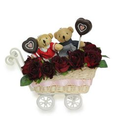 Send Gifts to your beloved ones on Valentine's Day 2014. Browse the vast collection of Valentine gifts including fresh flowers, teddy bears, chocolate combo, perfumes, jewellery and more. You can purchase and send online Promise day blessings from ferns n petals. http://www.fnp.com/valentine/valentine-gifts.html