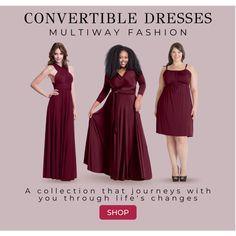 Henkaa — Convertible, infinity dresses for bridesmaids and beyond Bridesmaids, Bridesmaid Dresses, Wedding Dresses, Sorority Sisters, Convertible Dress, Infinity Dress, Online Shopping, Strapless Dress, Plus Size