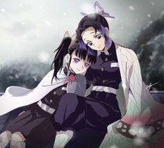 Anime Demon Slayer Kimetsu No Yaiba Kanao Tsuyuri Shinobu Kochou Hd Wallpaper 1 Manga Kawaii, Chica Anime Manga, Kawaii Anime Girl, Otaku Anime, Anime Art, Anime Girls, Anime Angel, Anime Demon, Demon Slayer