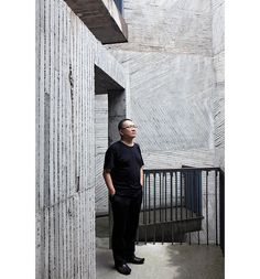 Wang Shu - Innovator of the Year 2012 (Architecture) #wallstreetjournal