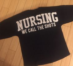 Vinyl nursing spirit jersey by Sweettaterstn on Etsy https://www.etsy.com/listing/399579165/vinyl-nursing-spirit-jersey