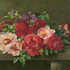 Abbott Fuller Graves - Roses