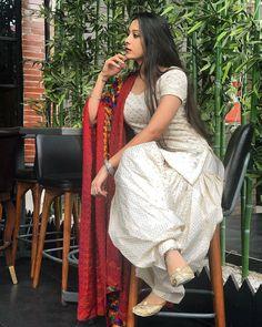 Hot sexy best dresses for women Patiala Dress, Punjabi Dress, Pakistani Dresses, Indian Dresses, Salwar Kameez, Salwar Suits, Punjabi Girls, Pakistani Bridal, Churidar