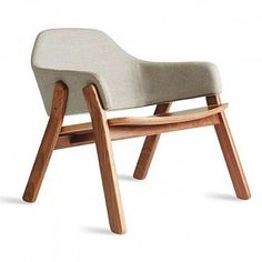 Clutch Lounge Chair by Blu Dot - Lekker Home