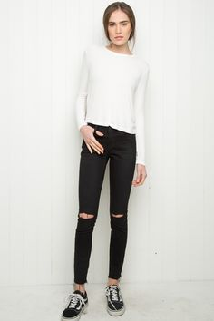 Brandy ♥ Melville | Reyna Top - Clothing
