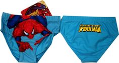 Slip oficial Marvel cu Spiderman, 80% poliamida, 20% elastan. Spiderman, Trunks, Swimming, Marvel, Swimwear, Spider Man, Drift Wood, Swim, One Piece Swimsuits